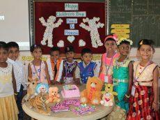 Children's day - keren CBSE - Usilampatti